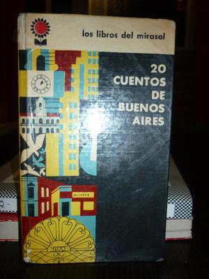 Libro: 20 Cuentos de Buenos Aires