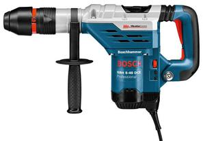 Martillo Rotopercutor Bosch GBH 5-40 DCE 11 j  watts max
