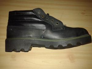 Oportunidad, zapato de seguridad nuevo N41 s / uso punta de