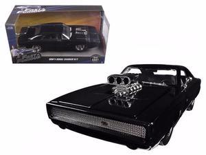 Rapido Y Furioso Autos A Escala 1:24 Dom's  Dodge