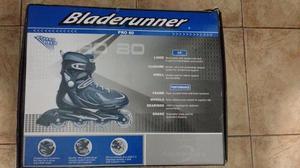 Roller Rollerblade Bladerunner Pro 80 - Hombre - Abec 5