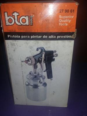 VENDO MAQUINA DE PINTAR SIN USO ALTA/BAJA: $