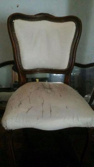 bellas sillas de estilo provenzal para restaurar