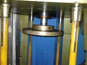 prensa hidraulica con motor  kgs
