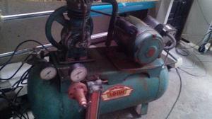 Compresor de aire marca loidi