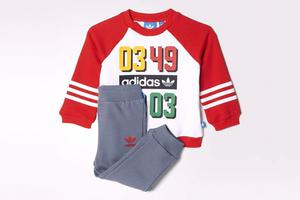 Conjunto adidas originals