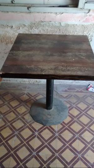 Mesa para Bar Restaurante Cafeteria