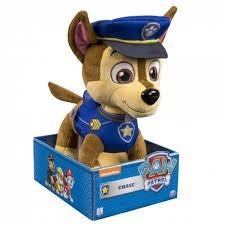 Paw Patrol Peluche Chase Original Policia