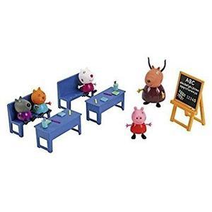 Peppa Pig!classroom Playset Escuela Original + Personajes