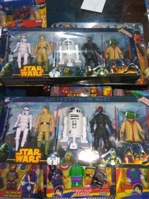 Set de Star Wars $459. Muchas ofertas mas