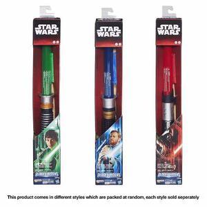 Star Wars Sable De Luz Lightsaber Hasbro - Giro Didáctico