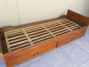 Camas con cajones carpintero young fabrica a posot class - Camas cajones debajo ...