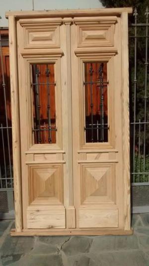 Vendo puerta pinotea (Diseño antiguo)