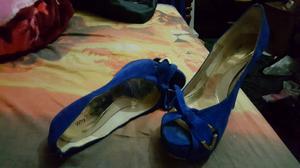 Vendo zapato número 38