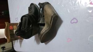 Zapatos de cuero sin uso