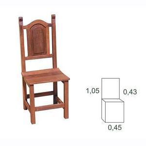 sillas de algarrobo