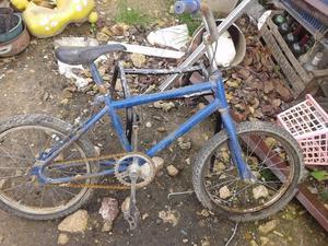 vendo marco completo de bicicleta