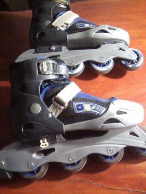 vendo rollers con proteccion