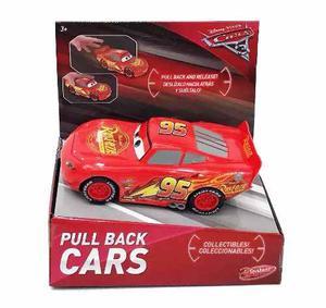 Auto Cars 3 Rayo Mcqueen Pull Back 13 Cm Jugueteria Aplausos