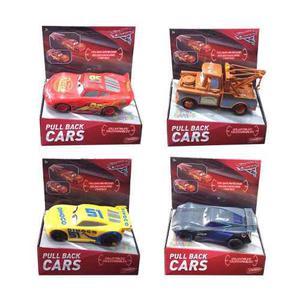 Auto De Cars 3 Pull Back 13 Cm