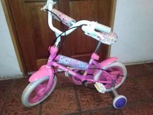 Bicicleta Barbie rod 12