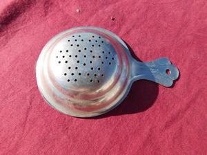 Colador de té en acero inoxidable