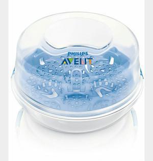 Esterilizador Avent para microondas