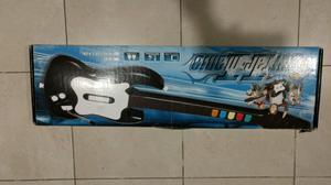 Guitarra Guitar Hero Rock Band Inalámbrica PS2 con