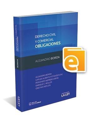 Manual De Derecho Civil Y Comercial Obligaciones. Borda