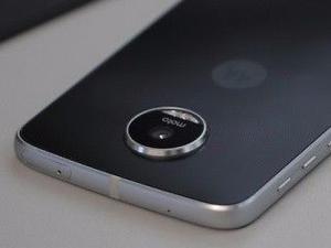 Motorola Moto Z Play + Mods Proyector 70´´
