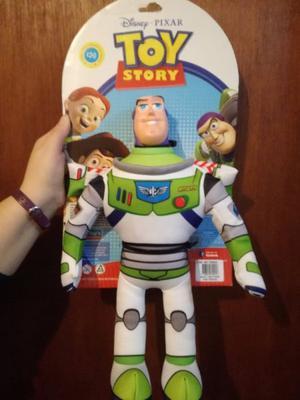 Muñeco Buzz Lightyear Disney Pixar De La Pelicula Toy Story