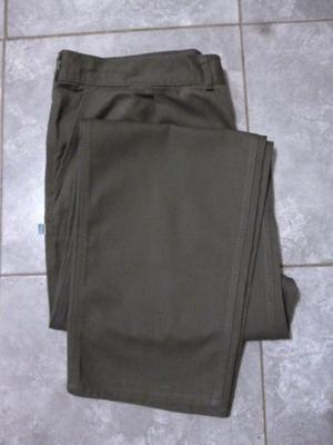 Pantalon de trabajo. Ombu. clasico. Original. Talle 54