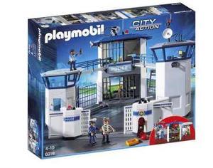 Playmobil Comisaría De Policía