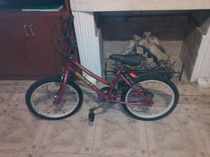VENDO bicicleta para niños rodado 16