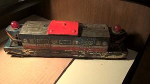 antigua locomotora Gorgo