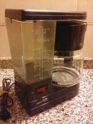 cafetera eléctrica  pocillos