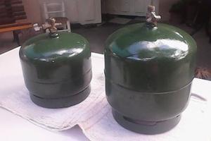 garrafitas de 2 kg y 3 kg