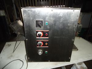 horno electrico con cinta transportadora ideal