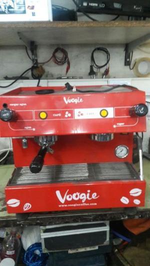 maquina de cafe y molino voogie