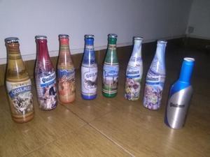 Botellas de colección