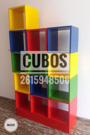 CUBOS ORGANIZADORES MAGER