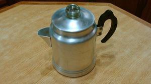 Cafetera tipo Americana de aluminio