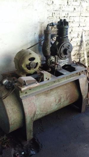 Compresor De Aire Trifasico 400 Lts Siam