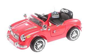 Coupé Bmw Auto A Bateria 6v Con Control Remoto Luz Y Sonido