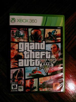 Grand Theft Auto V Original para X-box 360