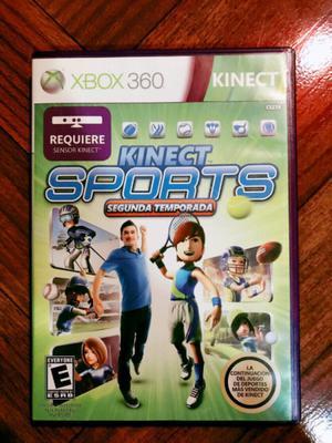 Kinect Sports Segunda Temporada Original para X-box 360
