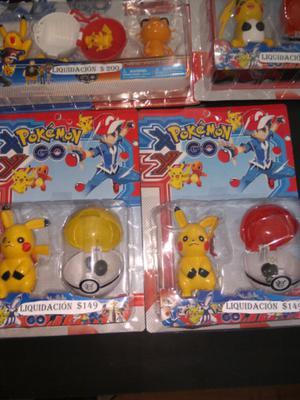 Liquidacion de set de Pokémon $ y $259