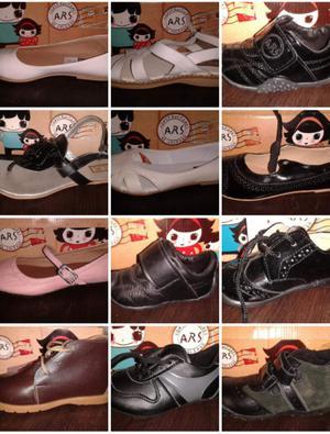 Liquido o permuto lote de zapatos marca ARS