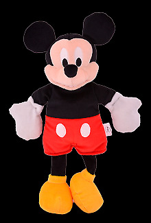 Mickey mouse titere