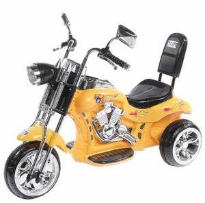 Moto Tipo Harley A Bateria 6 Volts Grande Sonido